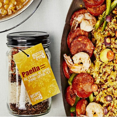 Paella - Spanish saffron rice